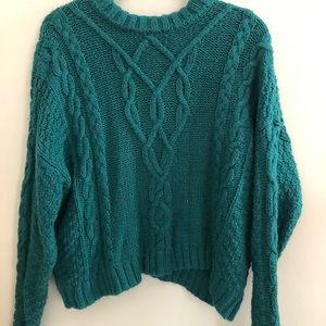 Aerie Cable Knit Sweater!